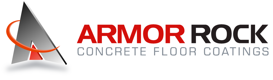 Armor Rock Concrete Floor Coatings logo